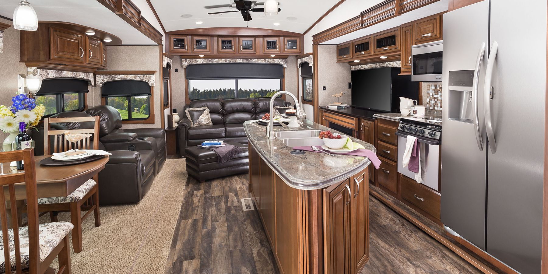 2018 jayco pinnacle fifth wheel travel trailer rv centre for 2016 luxury front living room 5th wheel